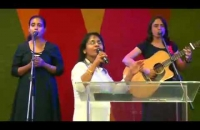 That's what I have-That's who I am මට හිමි එයයි මා සමිඳු තුළයි (Live Praise & Worship)