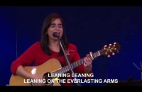 Leaning on the Everlasting Arms   Shamma & Shalome (Live Praise & Worship)